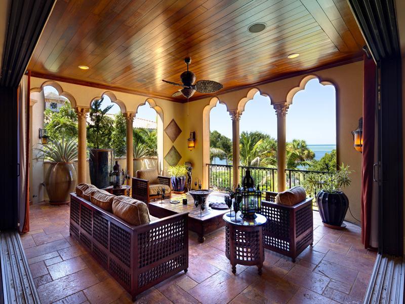 mediterranean moorish design 21 A Mediterranean Mansion with Moorish Flair [33 pics]