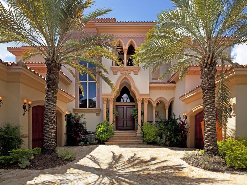 mediterranean moorish design 25 A Mediterranean Mansion with Moorish Flair [33 pics]