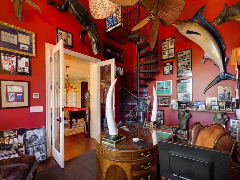mediterranean moorish design 29 A Mediterranean Mansion with Moorish Flair [33 pics]