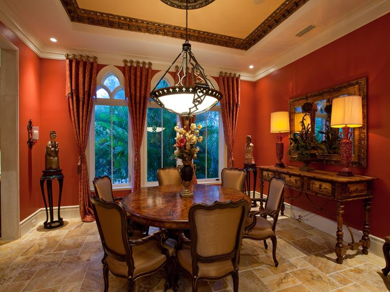mediterranean moorish design 34 A Mediterranean Mansion with Moorish Flair [33 pics]