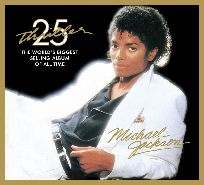 michael jackson thriller album cover This Day In History   November 30th