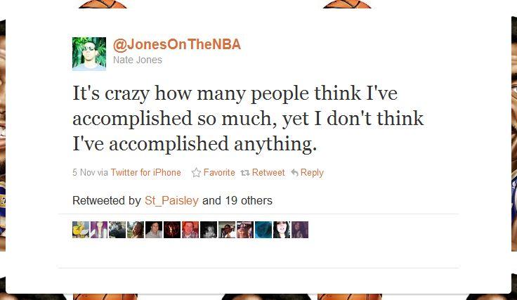 nate jones humblebrag 50 Hilarious Humble Brags on Twitter