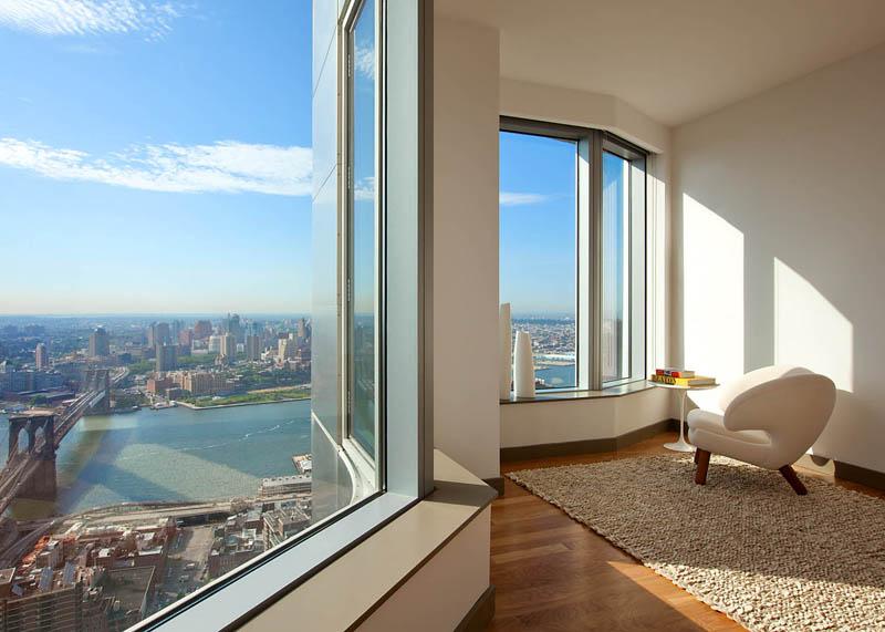 new york by gehry rental residence building tower manhattan new york city 18 New York by Gehry: Tallest Residential Tower in Western Hemisphere