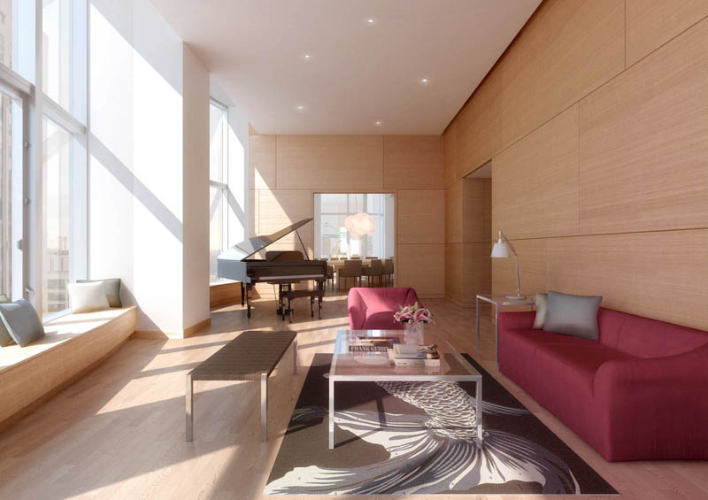 new york by gehry rental residence building tower manhattan new york city 20 New York by Gehry: Tallest Residential Tower in Western Hemisphere