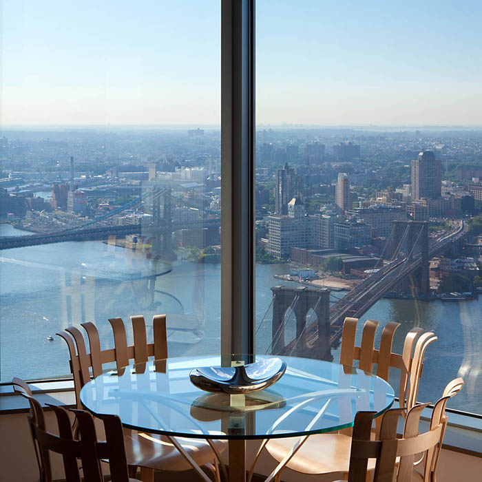 new york by gehry rental residence building tower manhattan new york city 22 New York by Gehry: Tallest Residential Tower in Western Hemisphere