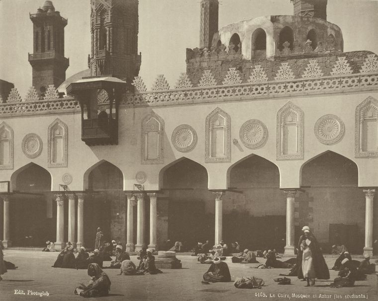 old vintage photos of egypt 1870 1875 18 Rare Photos of Egypt from the 1870s