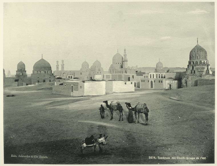 old vintage photos of egypt 1870 1875 2 Rare Photos of Egypt from the 1870s