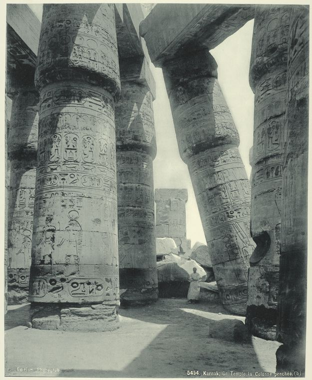 old vintage photos of egypt 1870 1875 25 Rare Photos of Egypt from the 1870s