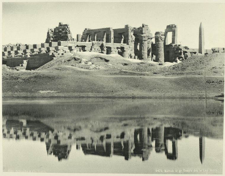 old vintage photos of egypt 1870 1875 26 Rare Photos of Egypt from the 1870s