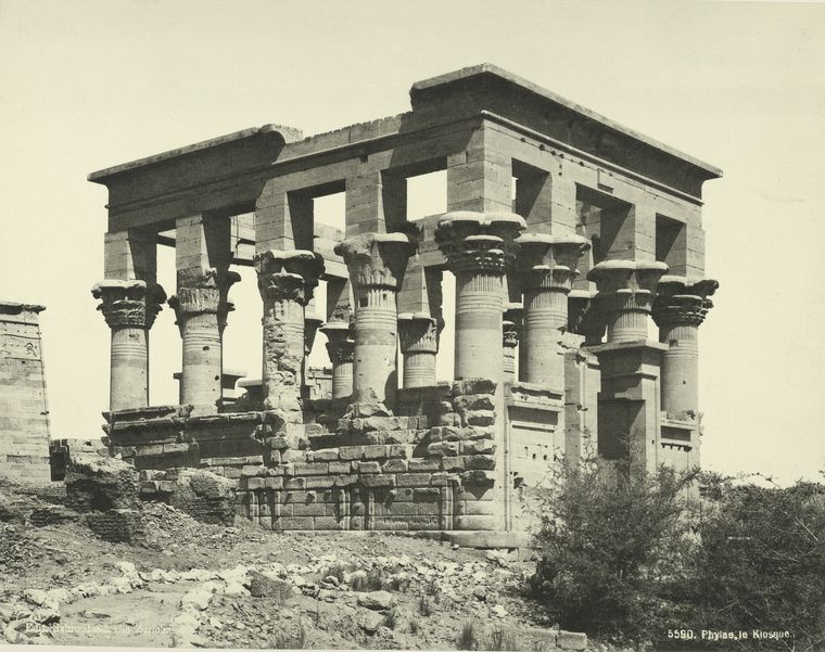 old vintage photos of egypt 1870 1875 29 Rare Photos of Egypt from the 1870s