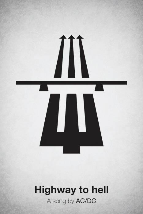 pictogram music posters viktor hertz 10 12 Pictograph Music Posters by Viktor Hertz