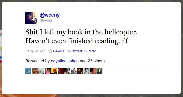 sheena humblebrag 50 Hilarious Humble Brags on Twitter