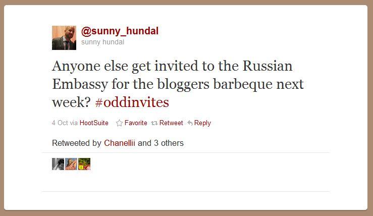 sunny hundal humblebrag 50 Hilarious Humble Brags on Twitter
