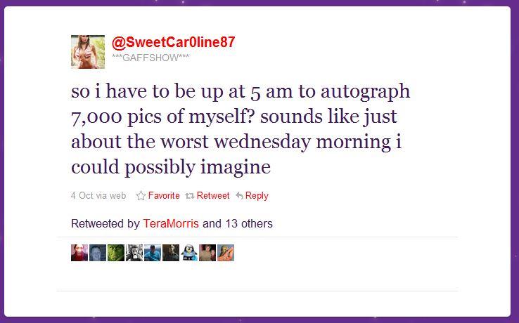 sweet caroline 87 humblebrag 50 Hilarious Humble Brags on Twitter