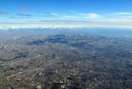 Picture of the Day: Tokyo Metropolis from Above