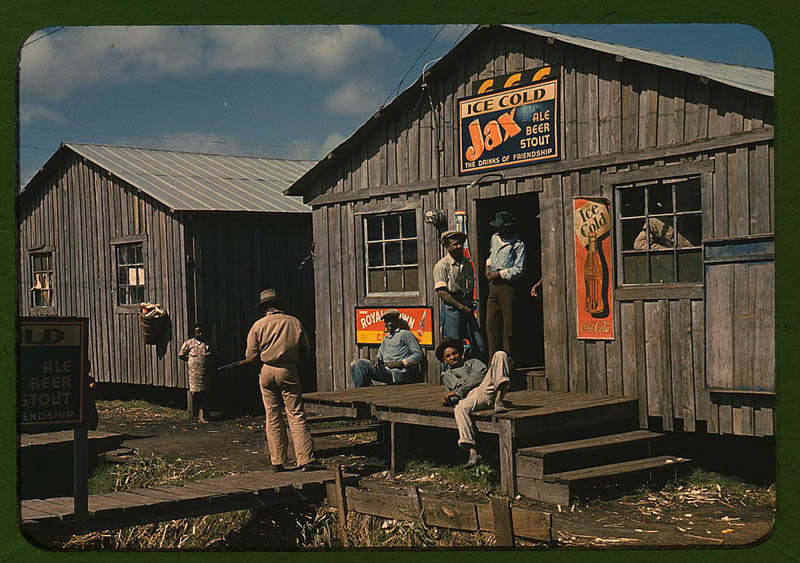 us life in the 1940s color photographs 10 Historic Color Photos of U.S. Life in the 1940s
