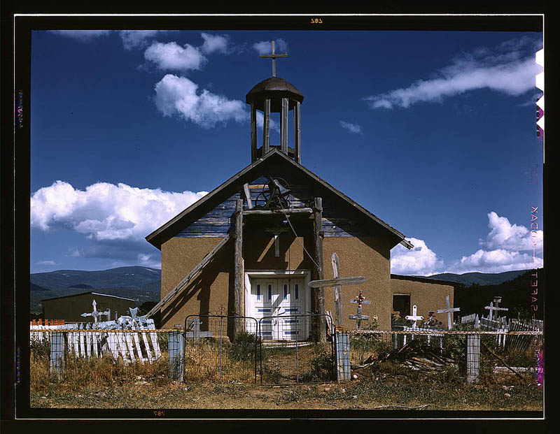 us life in the 1940s color photographs 13 Historic Color Photos of U.S. Life in the 1940s