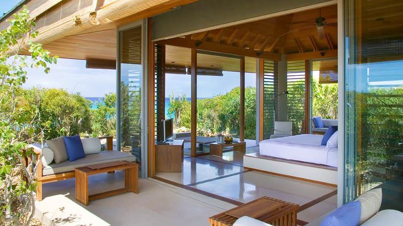 amanyara providenciales kiwi 3 The Beaches and Resorts of Turks and Caicos [40 photos]
