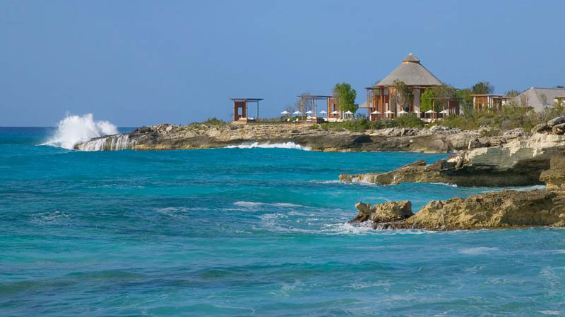 amanyara providenciales kiwi 4 The Beaches and Resorts of Turks and Caicos [40 photos]