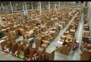 Picture of the Day: Amazon's Gigantic Fulfillment Center in Swansea