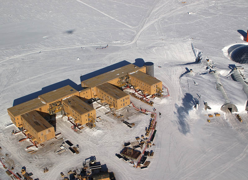 amundsen scott south pole station This Day In History   December 14th