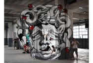 Anamorphic Medusa by Truly Design