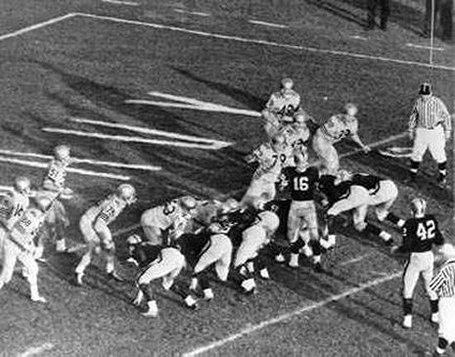 army navy 63 game first use of isntant replay in sportsjpg This Day In History   December 7th