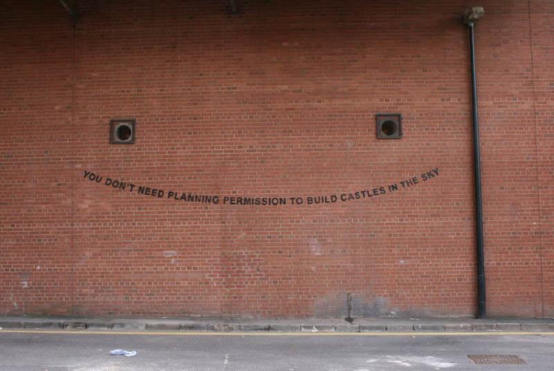 banksy new street art Banksy Goes on a Holiday Tear [9 pics]