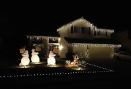 Picture of the Day: Best. Calvin and Hobbes Christmas Decor. Ever.