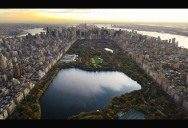 Picture of the Day: Central Park from Above