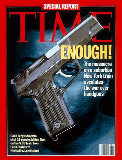 colin ferguson time magazine cover killing spree This Day In History   December 7th