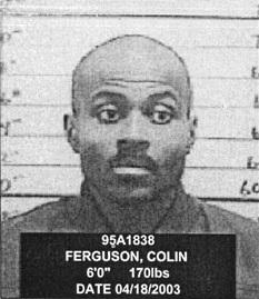 colin ferguson mug shot This Day In History   December 7th