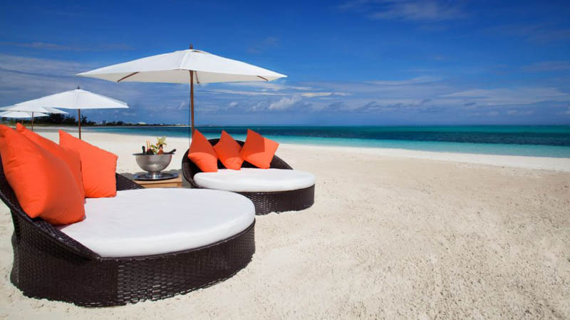 gansevoort turks and caicos 3 The Beaches and Resorts of Turks and Caicos [40 photos]