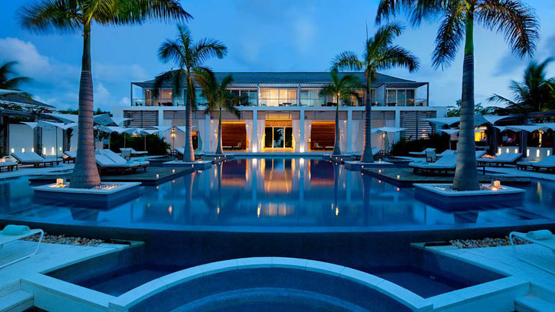 gansevoort turks and caicos The Beaches and Resorts of Turks and Caicos [40 photos]