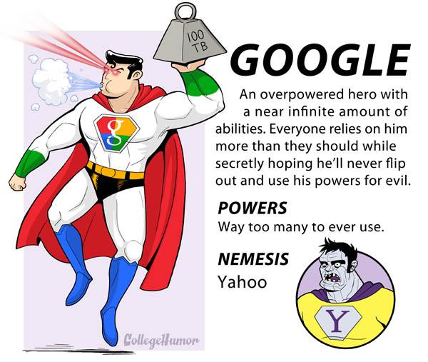 google internet superheroes 6 The Internet Superheroes Justice League [6 pics]