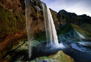 Picture of the Day: Seljalandsfoss Waterfall, Iceland