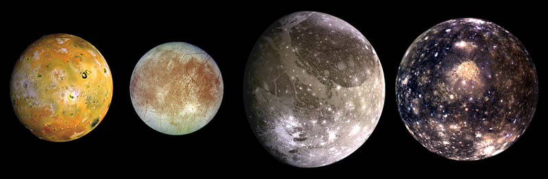 jupiters galilean moons This Day In History   December 7th