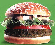 mcdonalds mcfalaffer burger israel 29 Exotic McDonalds Dishes Around the World