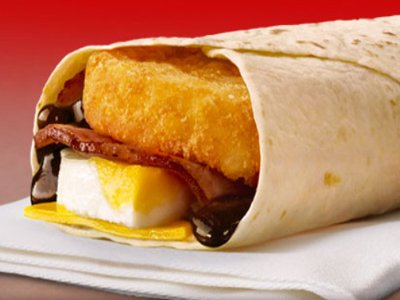 mcdonalds rosti brekki wrap new zealand australia 29 Exotic McDonalds Dishes Around the World