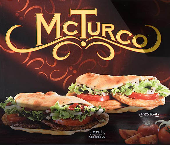 mcturco turkey mcdonalds 29 Exotic McDonalds Dishes Around the World