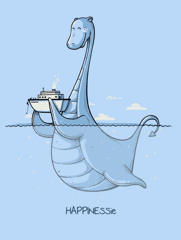 nacho diaz illustration 1 25 Fun Illustrations by Nacho Diaz