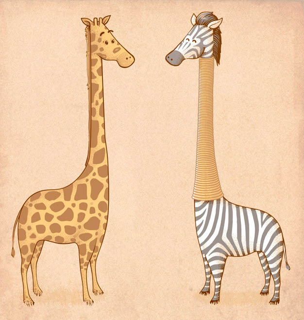 nacho diaz illustrations 2 25 Fun Illustrations by Nacho Diaz