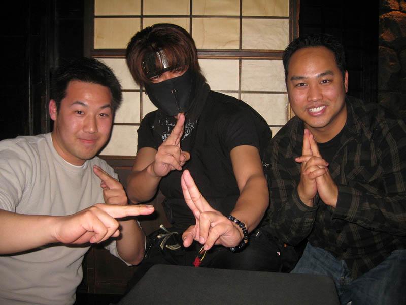 ninja akasaka restaurant tokyo 6 3 Bizarre Theme Restaurants in Tokyo, Japan