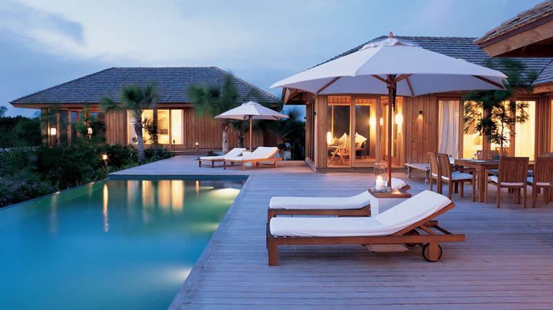 parrot cay 2 The Beaches and Resorts of Turks and Caicos [40 photos]