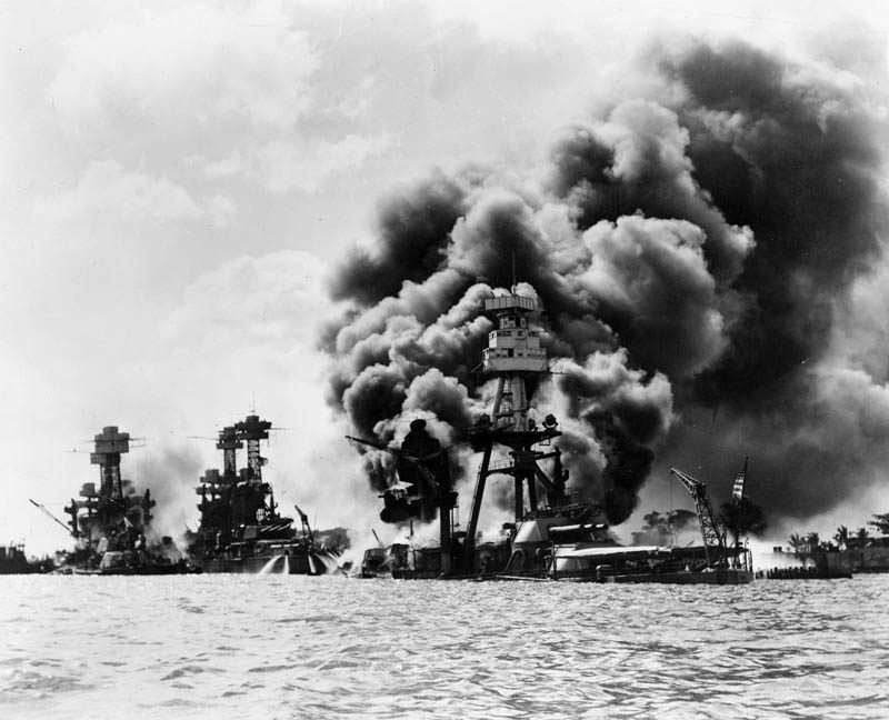 pearl harbour attack This Day In History   December 7th