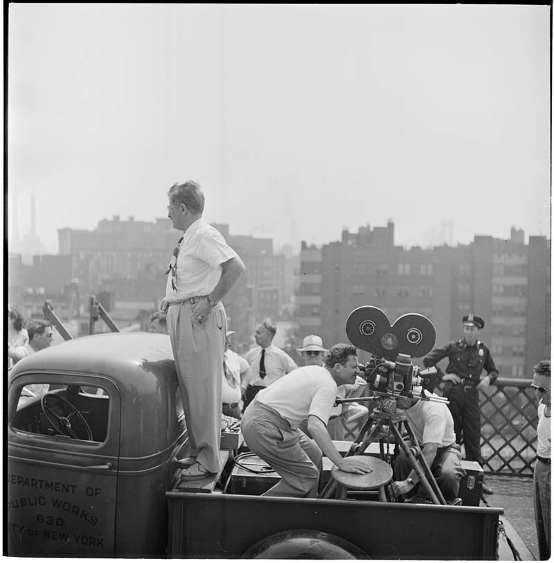 photographs by stanley kubrick look magazine life in new york 40s 21 Stanley Kubricks Photos of New York Life in the 40s