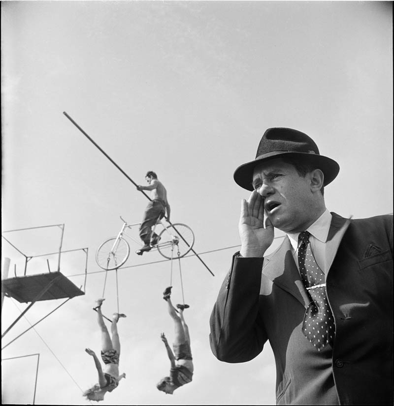 photographs by stanley kubrick look magazine life in new york 40s 7 Stanley Kubricks Photos of New York Life in the 40s