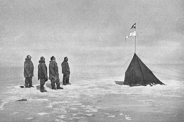 roald amundsen and team first to reach south pole This Day In History   December 14th