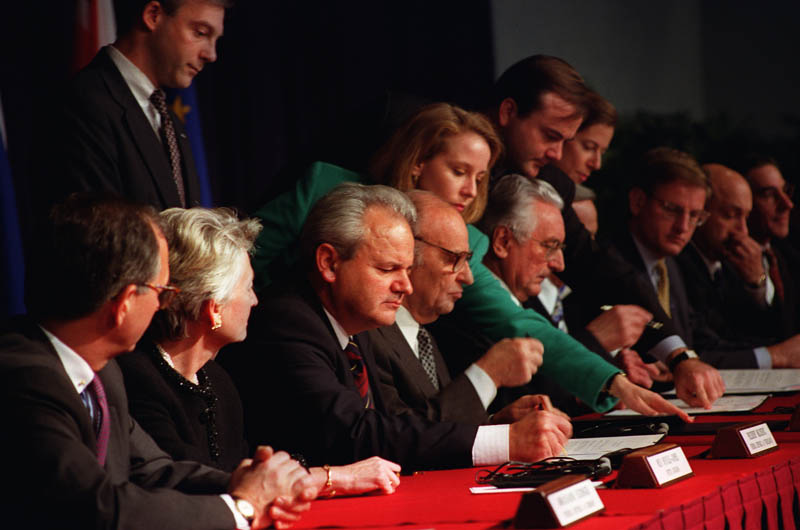 signing the dayton agreement in paris This Day In History   December 14th