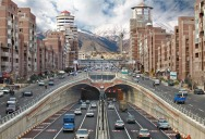Picture of the Day: A View from Tehran, Iran